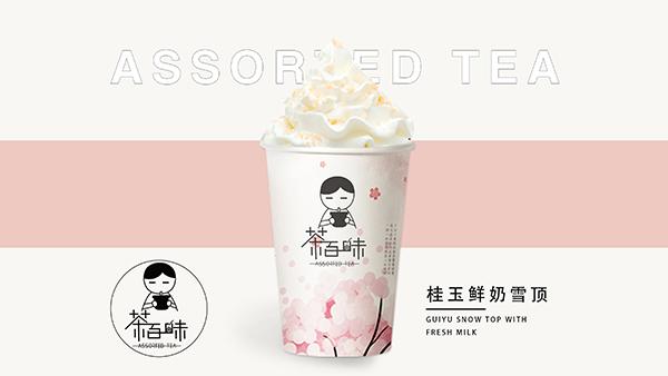 开一家奶茶店需要多少钱?