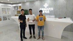 贵州奶茶加盟-王先生成功签约茶百味