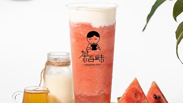 奶茶饮品加盟店